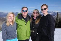 Hyatts-skiing