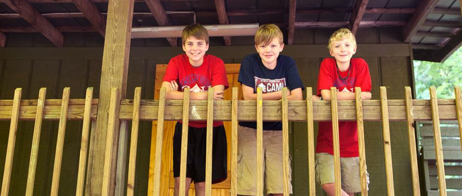 Three-boys-at-summer-camp
