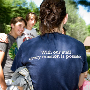 With our staff every mission is possible