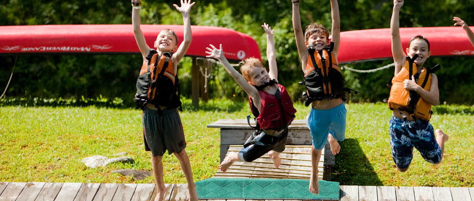 Jumping-boys
